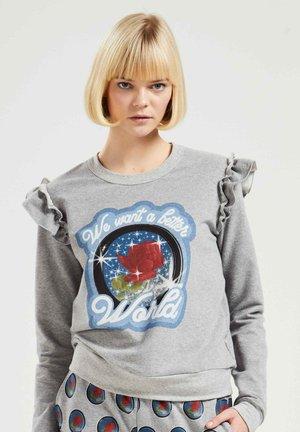 Sweatshirt - carbon mele