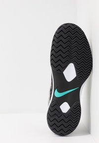 Nike Performance - AIR ZOOM CAGE - Clay court tennis shoes - wheat/metallic silver/hyper jade/desert ore/black/white - 4