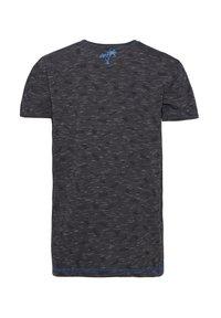 WE Fashion - Print T-shirt - blended dark grey - 1