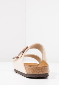 Birkenstock - ARIZONA - Mules - graceful white - 5