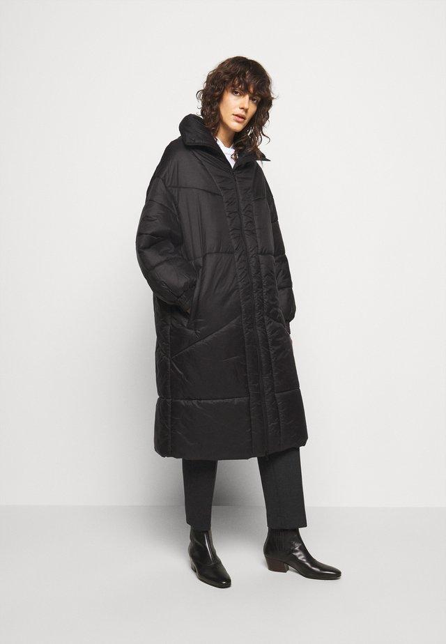 EUSTON - Zimní kabát - schwarz