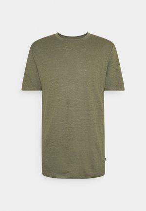 COMA - Basic T-shirt - lake green