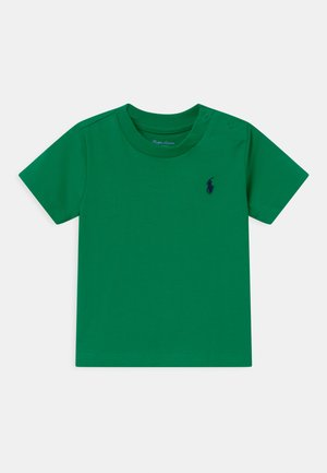 T-shirt basic - billiard green