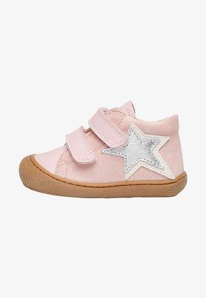 FREY VL - Touch-strap shoes - rosa
