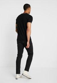 Hollister Co. - ICON VARIETY - Print T-shirt - black - 2