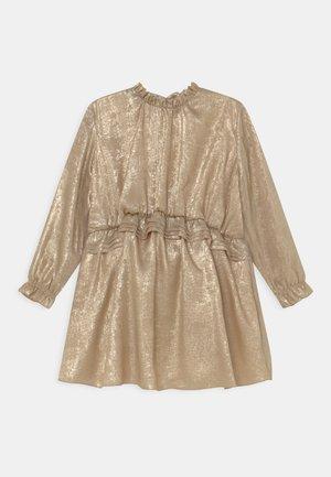 DRESS - Cocktail dress / Party dress - golden
