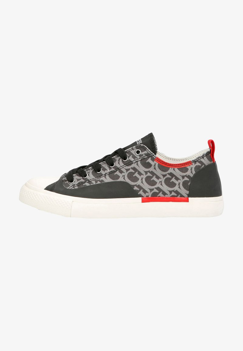 Guess - EDERLE - Trainers - black