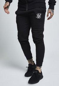SIKSILK - Pantaloni sportivi - black - 0