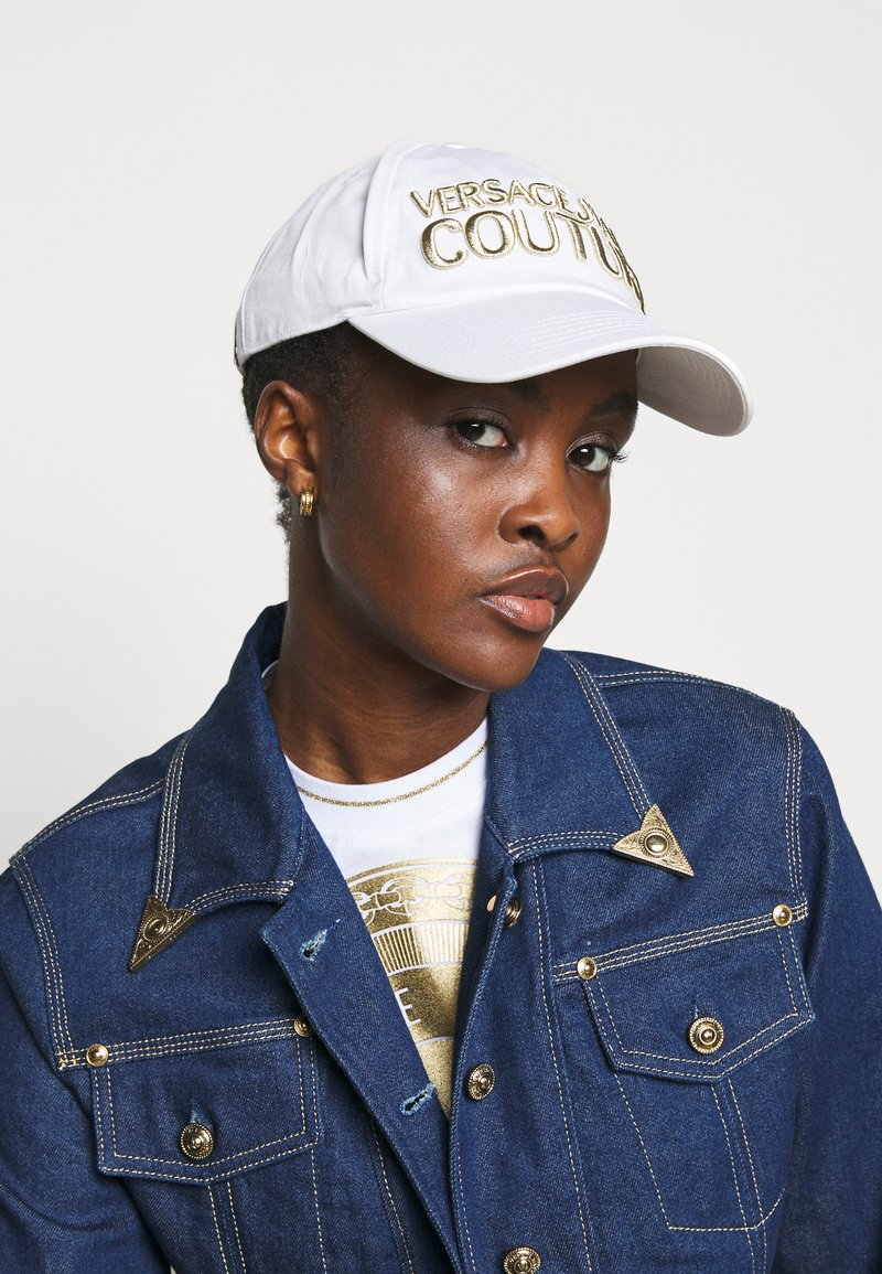 Versace Jeans Couture - Cap - white