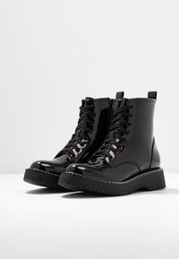Madden Girl - KURRT - Platform ankle boots - black - 4