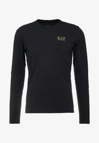 EA7 Emporio Armani - Long sleeved top - black - 3