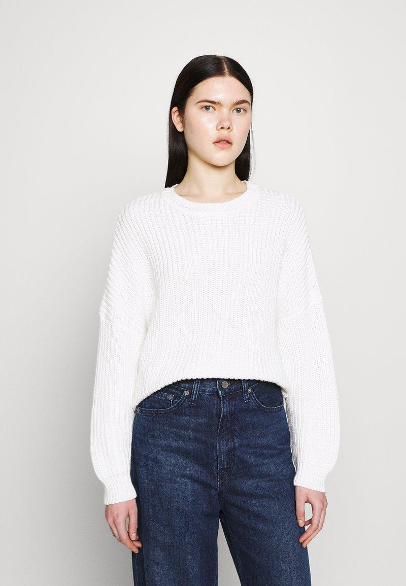 Even&Odd - Svetr - white