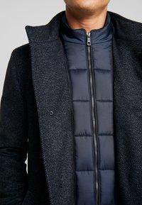 Bugatti - Short coat - blue - 8