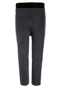NOP - PANTS SLIM VERENE - Teplákové kalhoty - graphite - 1