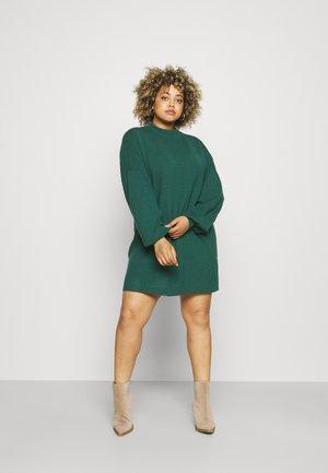 VMNANCY FUNNEL DRESS  - Jumper dress - sea moss