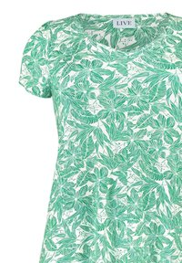 Live Unlimited London - Jersey dress - green - 3