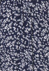 Cotton On - BUTTON FRONT MIDI DRESS - Košilové šaty - medieval blue - 2