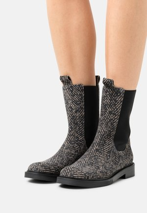 NOEL - Classic ankle boots - taupe