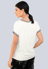 Alba Moda - Blouse - off-white,schwarz - 2