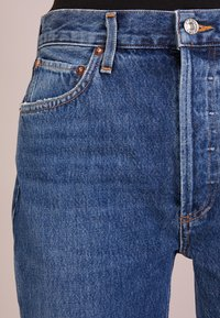 Agolde - RILEY HIGHRISE - Straight leg jeans - air blue - 3
