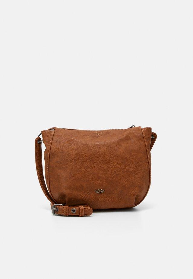 ELFI - Across body bag - caramel