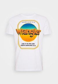 GOOD TIMES TEE - Print T-shirt - true white
