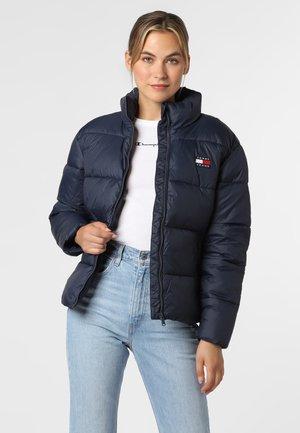 TJW MODERN PUFFER  - Winter jacket - marine