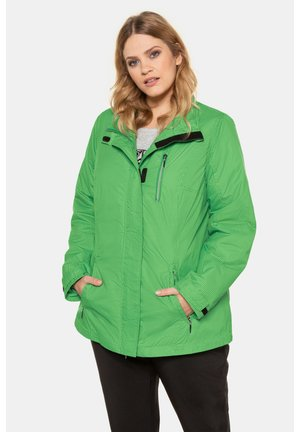 Light jacket - vert prairie foncé