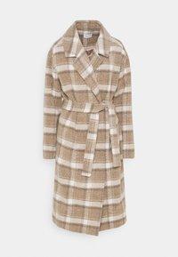 JAYDEN BELT COAT - Classic coat - beige