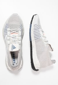 adidas Performance - PULSEBOOST HD - Neutral running shoes - grey one/footwear white/tech ink - 1