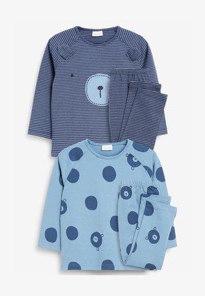 4 PACK - Pyjama - blue