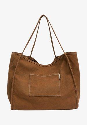 Velká kabelka - brown
