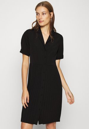 SLFALEXIS HORT DRESS - Denní šaty - black