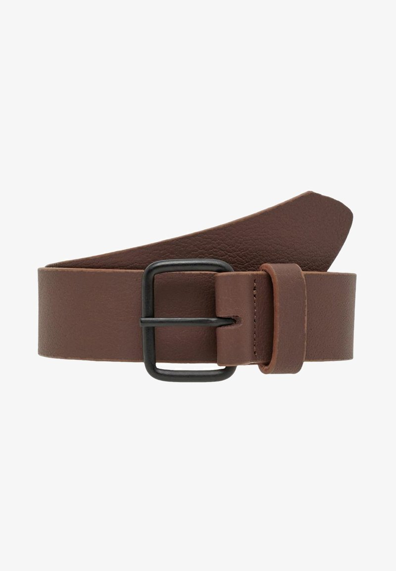Name it - Belt business - brown stone
