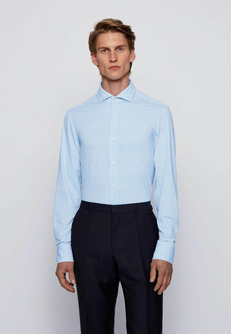 BOSS - JASON - Shirt - blue