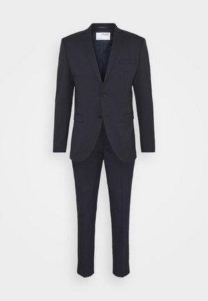SLHSLIM MYLOLOGAN CROP SUIT - Garnitur - navy blazer