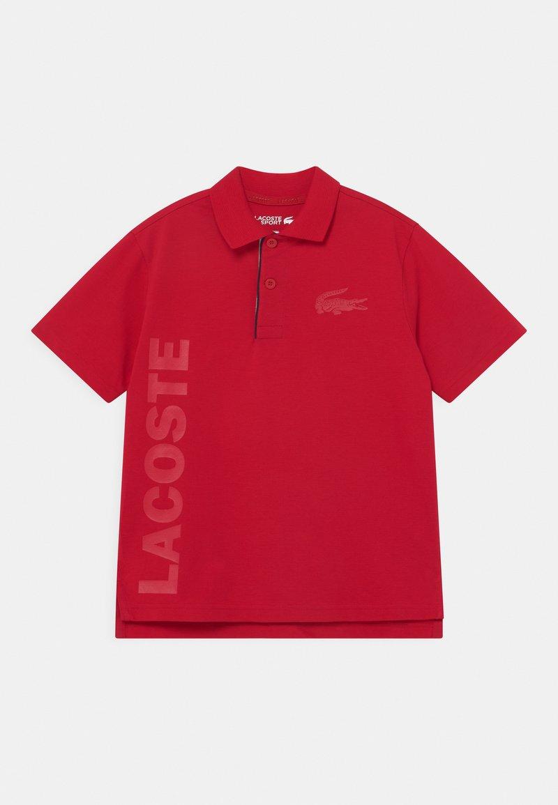 Lacoste Sport - UNISEX - Polotričko - ruby