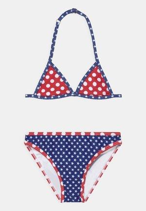 GIRLS SET - Bikini - red