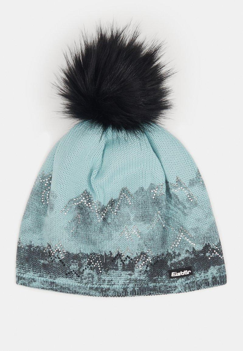 Eisbär - DRAW CRYSTAL - Beanie - schwarz/frost/schwarz