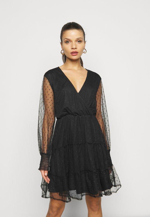 YASLISSO DRESS - Cocktail dress / Party dress - black