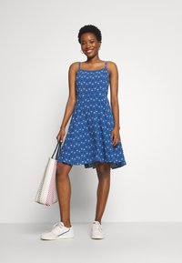 GAP - CAMI DRESS - Day dress - navy geo - 1