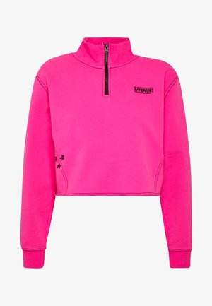 THREAD IT MOCK - Sweatshirts - fuchsia purple