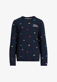 WE Fashion - Long sleeved top - dark blue - 0