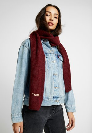 EFFORTLESS SCARF - Schal - red