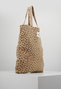 Mads Nørgaard - ATOMA - Shopping bags - beige/navy - 3