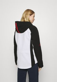Superdry - ALPINE SHELL JACKET - Hardshell jacket - white - 2