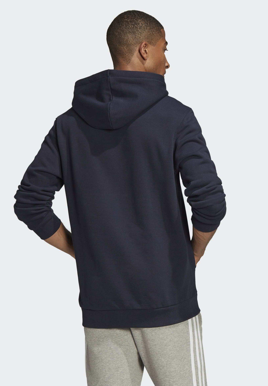 adidas Originals HOODIE - Sweat à capuche - blue