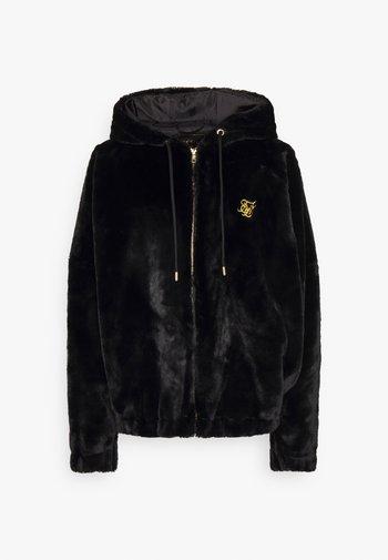 LUXURY JACKET - Winter jacket - black