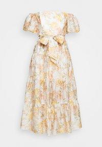 Forever New - LIA OFF SHOULDER TIERED MIDI DRESS - Maxi dress - vintage splendor - 6