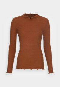 amber brown